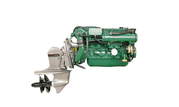 Discounted Volvo Penta Sterndrive parts
