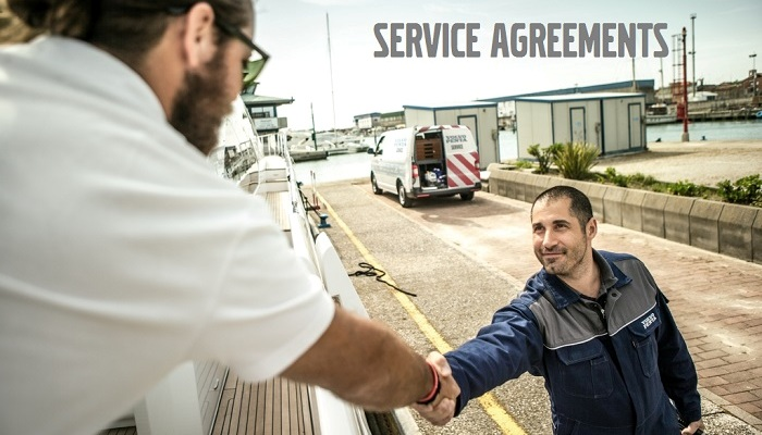 Volvo Penta Personal Service Agreements