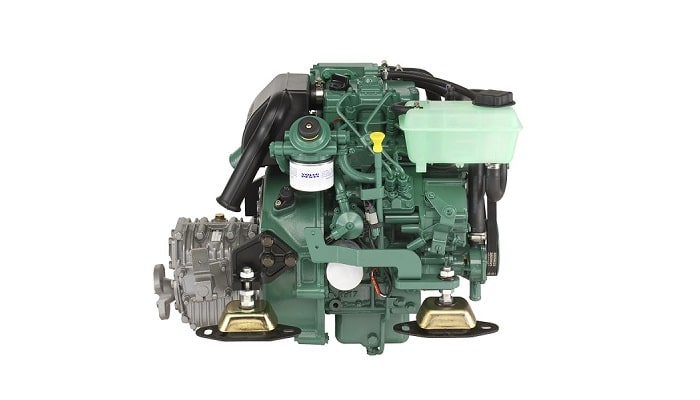 Volvo Penta D1-13 service parts, lubricants and spares
