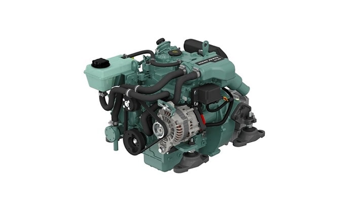 Volvo Penta D1-20 service parts, lubricants and spares