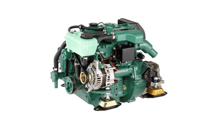 Volvo Penta D1-30 service parts, lubricants and spares