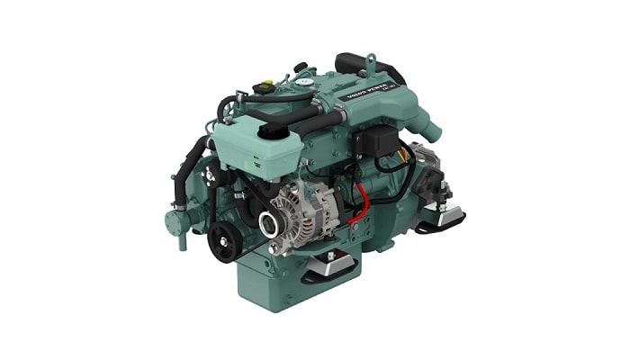 Volvo Penta D2-40 service parts, lubricants and spares