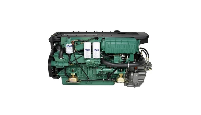 Volvo Penta D6 service parts, lubricants and spares