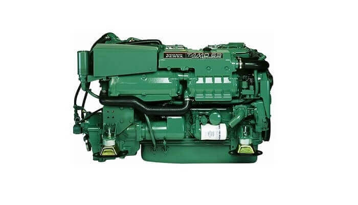 Volvo Penta TAMD 63 service parts, lubricants and spares