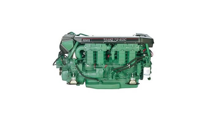 Volvo Penta TAMD 71 service parts, lubricants and spares