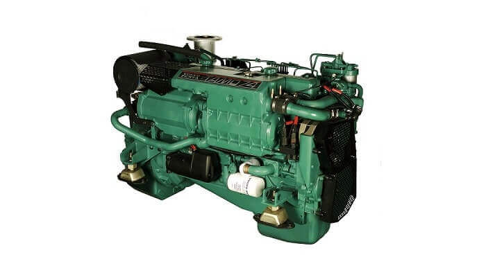 Volvo Penta TAMD 73 service parts, lubricants and spares