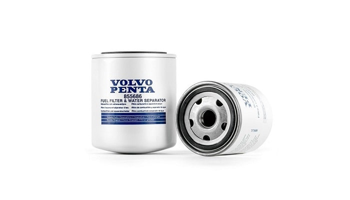 Volvo Penta genuine petrol oil filters