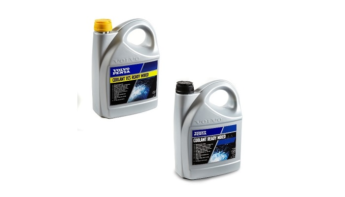Volvo Penta genuine petrol engine coolants