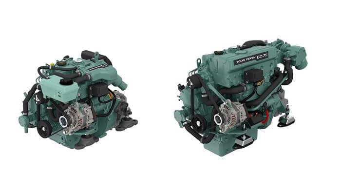 Volvo Penta Replacement Engines and Help