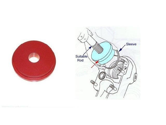Genuine Mercruiser Alpha One Gen 2 Sterndrive service parts